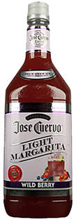 Jose Cuervo Light Margarita Authentic Wild Berry 1.75l